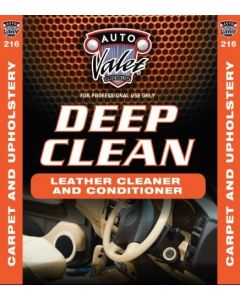 Deep Clean Aerosol - 396g