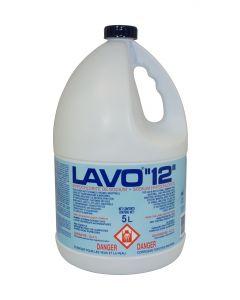 12% Liquid Chlorine Bleach 3 x 5L
