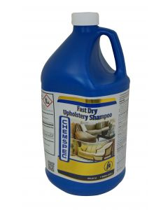 Fast Drying Upholstry Shampoo -3.78L