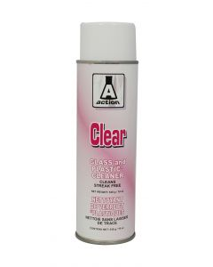 Aerosol Clear Glass Cleaner - 538g