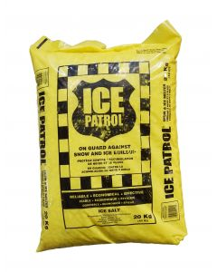 Rock Salt - Ice Patrol 20kg