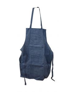 Apron Cotton Denim 32""