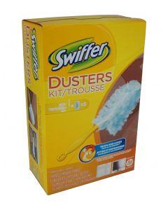 Dusting Tool - Swiffer Short Handle w/5 Refills PG40509