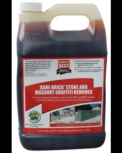 Bare Brick Stone & Masonry Graffiti Remover - 3.78L