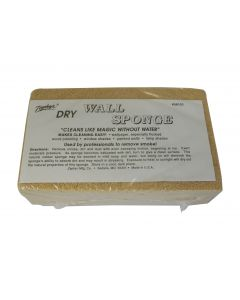 Dry Cleaning Chemical Sponge