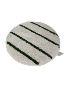 """Carpet Bonnet - Green Stripe 19"""""""