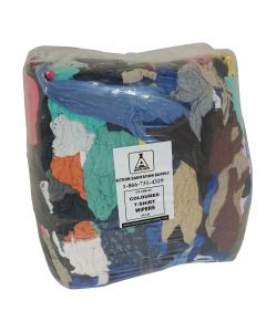 Rags - Coloured Cotton 25lb