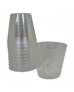 Cup - 1oz Clear Shot Glass (1440)