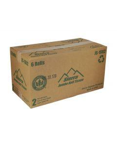 Toilet Tissue Jumbo JS1602 - 2 Ply (6 Rolls)