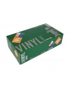 Gloves - Vinyl Disposable Powder Free
