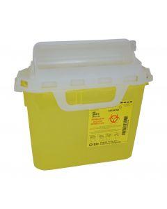 Sharps/Biohazard Collector, 5.1L #14547
