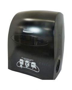 "Dispenser - Hand Towel  2"" Core KC09996  Smoke"