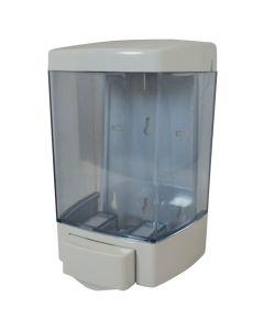 Dispenser - Lotion Soap Push Plastic #9346